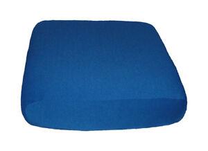 COPRICUSCINO 2 posti BE QUITE per divano MAX cm 140 BLU offerta | eBay