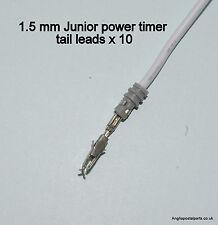 JPT JUNIOR POWER TIMER TERMINAL 1.5 mm TAIL LEADS....freepost