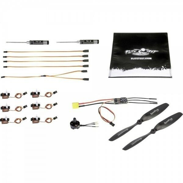 Flite TEST FT Power Pack B B B ( Fixed Wing Small) ft4503  compras online de deportes