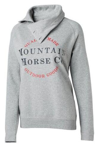 Mountain Horse DONNA SPORTIVA COMODE MARCA MODA URBAN Caldo Felpa