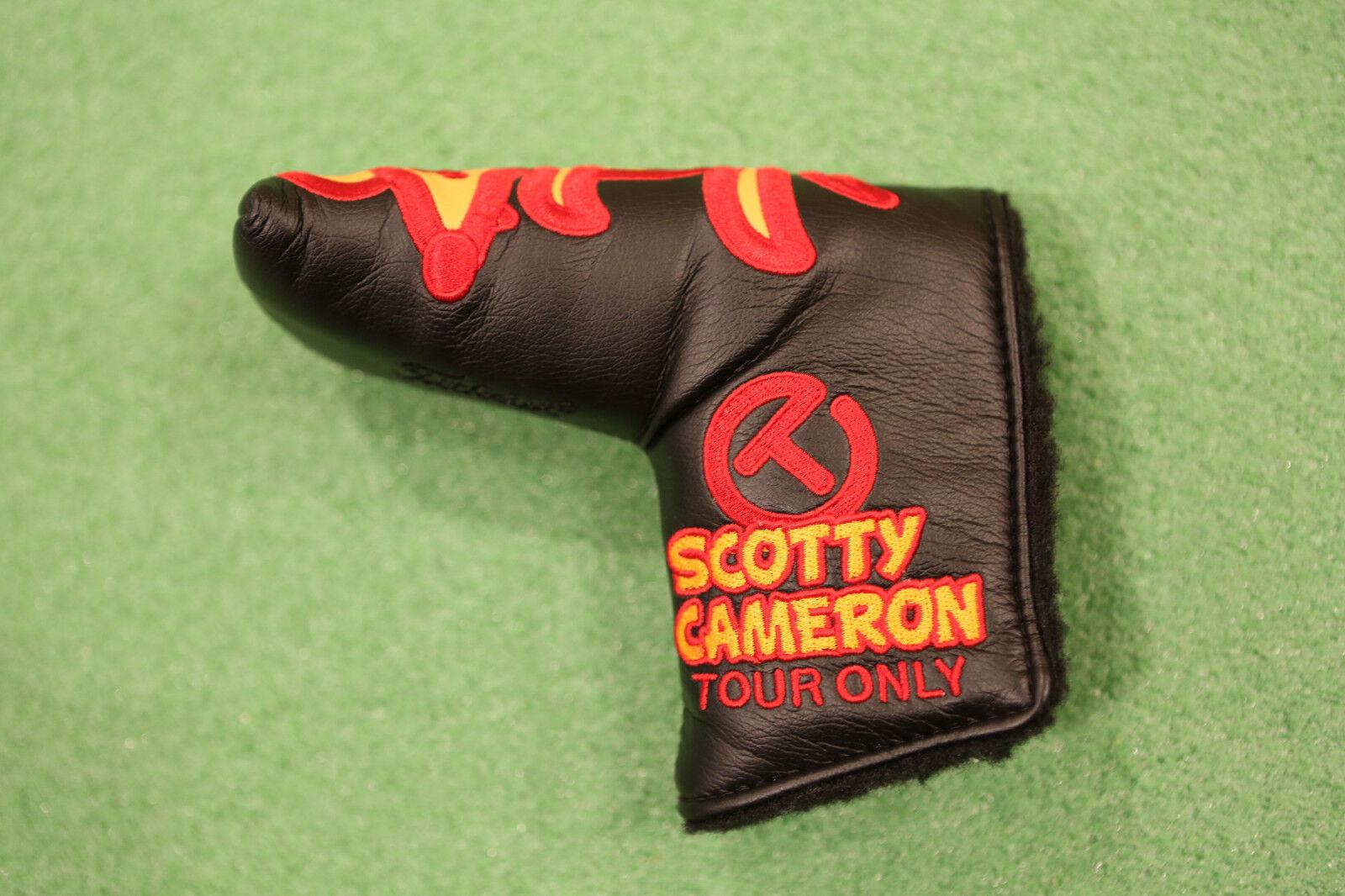 Scotty Cameron Tour Rata Headcover