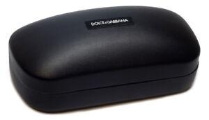 Dolce-amp-Gabbana-Large-Hard-Sunglass-Case-Black-Syn-Leather-Large-Medium-or-Small