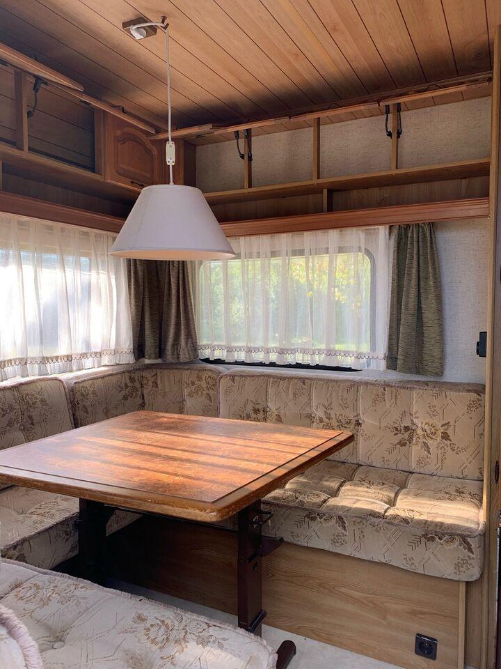 Retro Campingvogn i original stand
