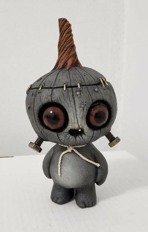 Chris Ryniak COAL DUST GOURDWORT 1 of 1 Custom Brand Nuovo MINT Condition