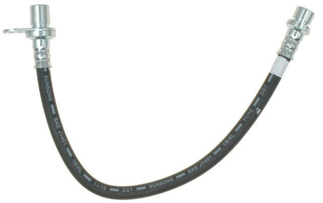 STOPTECH STAINLESS STEEL BRAIDED REAR BRAKE LINES FOR 92-01 TOYOTA CAMRY
