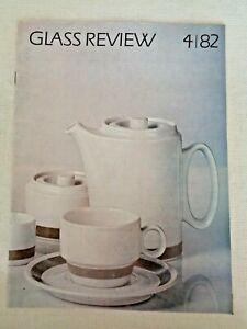 Glass-Review-1982-Jiri-Suhajek-Jaroslav-Bejcek-Haban-Faience-Ceramic-Marks-Sign