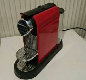 Krups-XN-7205-Kapselmaschine-Nespresso-Citiz-Top-Zustand-Top-Preis