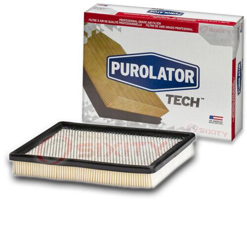 Purolator TECH Air Filter for 1994-2005 Chevrolet Impala Engine Intake qr