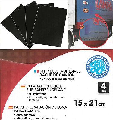 Lampa 98721/4/pour camion Kit r/éparation pour b/âche