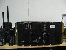 Motorola Quantar T5365a Vhf Range 2 125 Watt Repeater W Battery Dc P25 Tested