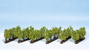 Decor HO 1/87 NOCH 21540 - 24 CEPS de vigne