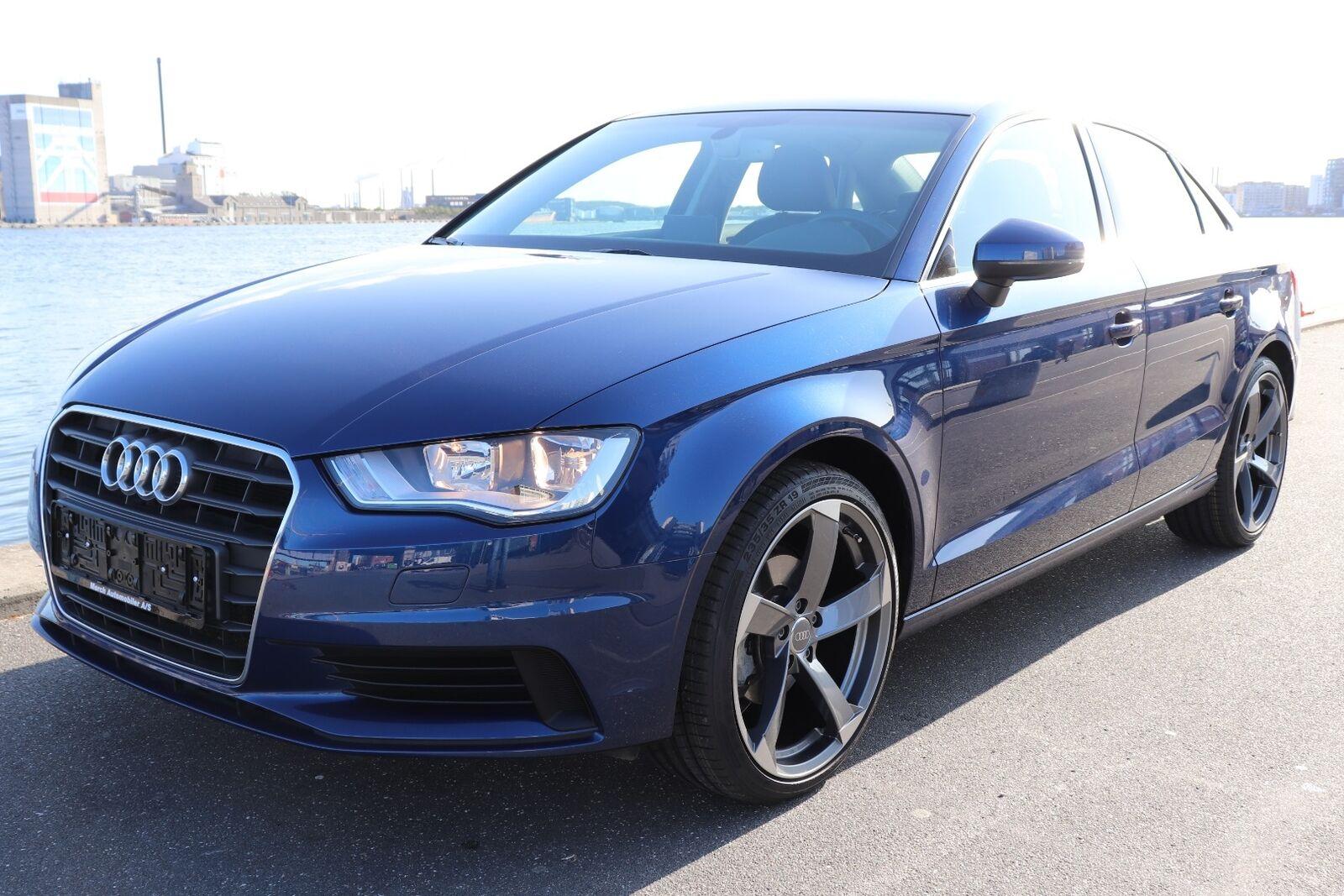 Audi A3 1,4 TFSi 150 Ambiente 4d - 229.900 kr.