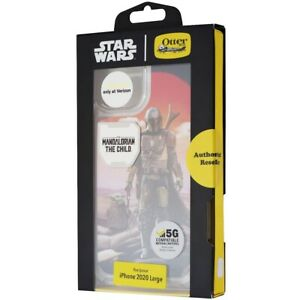 Details about OtterBox Symmetry Hard Case for Apple iPhone 12 Pro Max - Mandalorian/Star Wars