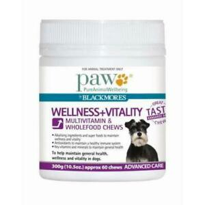 PAW-Wellness-and-Vitality-Chews-300g-for-dogs