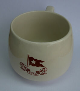 White Star Line RMS TITANIC 3rd Class Bouillon Cup  Mug - <span itemprop=availableAtOrFrom>Hereford, United Kingdom</span> - White Star Line RMS TITANIC 3rd Class Bouillon Cup  Mug - Hereford, United Kingdom