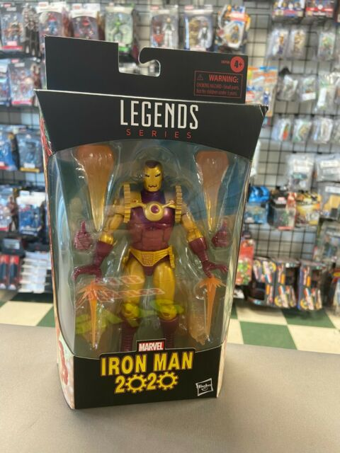 Marvel Legends Iron Man 2020 Walgreens Exclusive Précommande