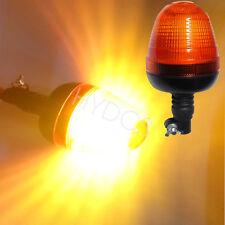 Forklift Emergency Warning Flash Strobe Rotating Beacon LED Light Motor Amber