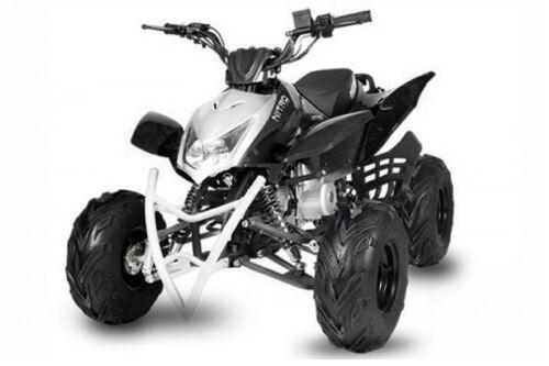 Automatik 125cc Midi Quad ATV JUMPER Fernbedienung RG 9 Ps Kinderquad 125ccm