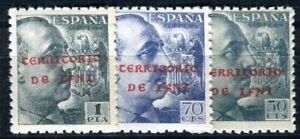IFNI-1941-27-29-30-POSTFRISCH-TADELLOS-F4248