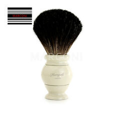 BRAND NEW - 100% PURE BADGER HAIR SHAVING BRUSH - IVORY & IVORY F-1