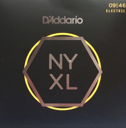 D/'Addario NYXL0946 NY XL Electric Guitar Strings NYXL 09-46 Daddario 10 Sets