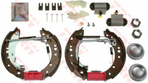 Brake Shoes GSK1063 TRW Set E170211 424233 424202 Genuine Quality Replacement