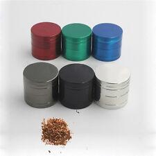 New! 4 Piece Herb Herb Grinder Spice Herbal Zinc Alloy Smoke Crusher
