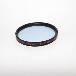 Used-Nikkor-B2-52mm-Lens-Filter-Made-in-Japan-Genuine-Nikon-S212050
