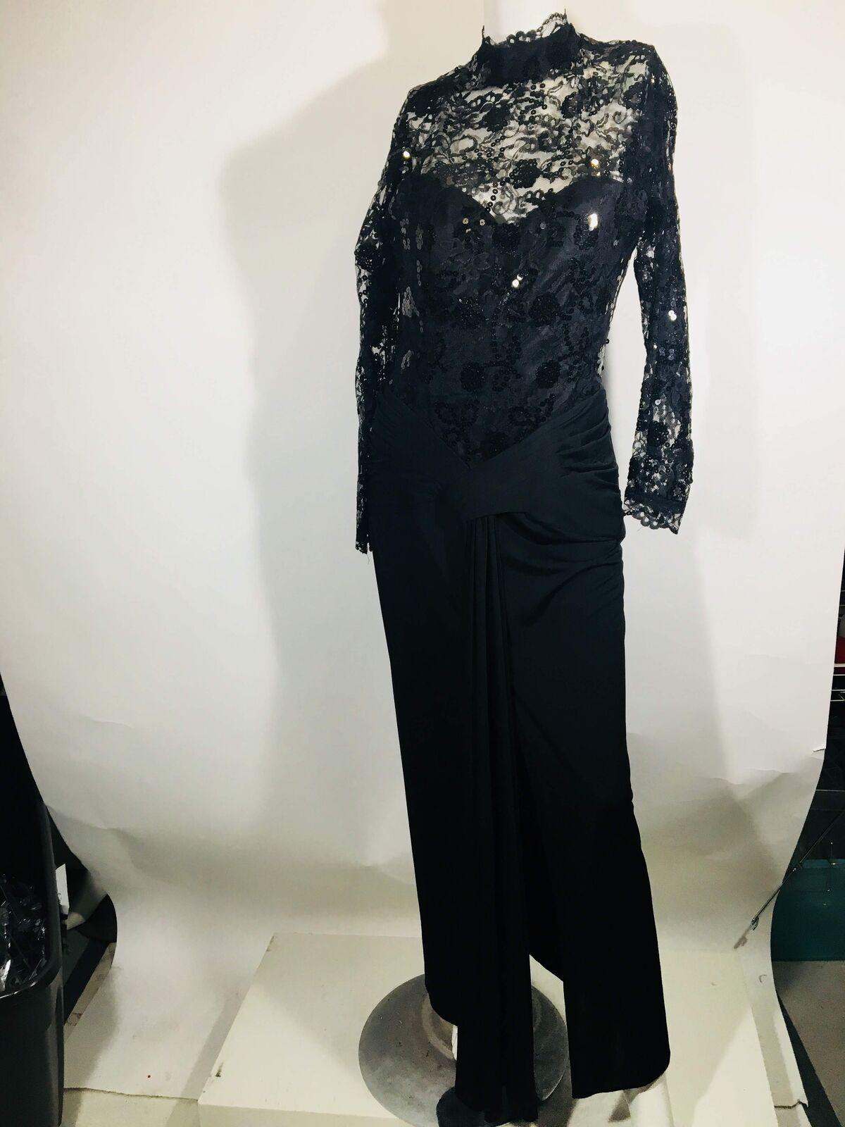Vivaldi Size 10 Gown Evening Wear EXP