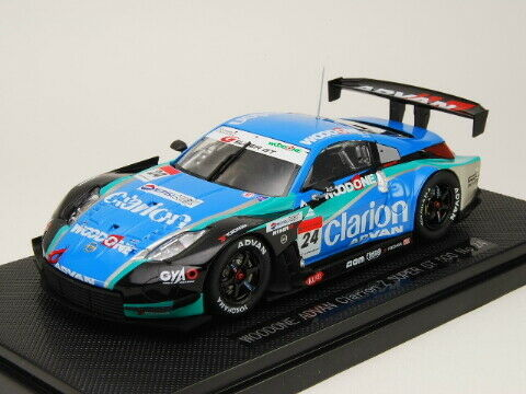 Ebbro 1 43 Woodone Advan Clarion Z SuperGT500 2007 from Japan