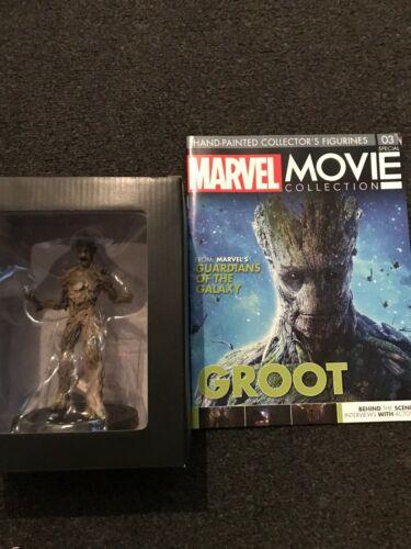 BNIB **Reduced** Marvel Movie Collection Figurines