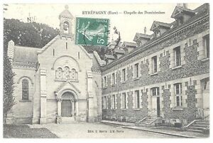 CPA-27-ETREPAGNY-Eure-Chapelle-des-Dominicaines