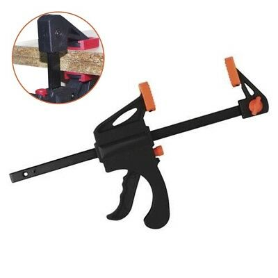 Woodworking Bar Clamp Holder Holding Tool Carpenters Quick Manual F-clamp-Clip G