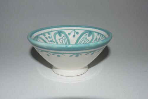 Orientalische Keramik Schüssel Schalen Dip und Oliven Ø 10 cm