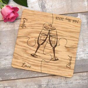 Anniversario Matrimonio 5 Anni.5th Anno Anniversario Di Matrimonio Regalo In Legno Personalizzato