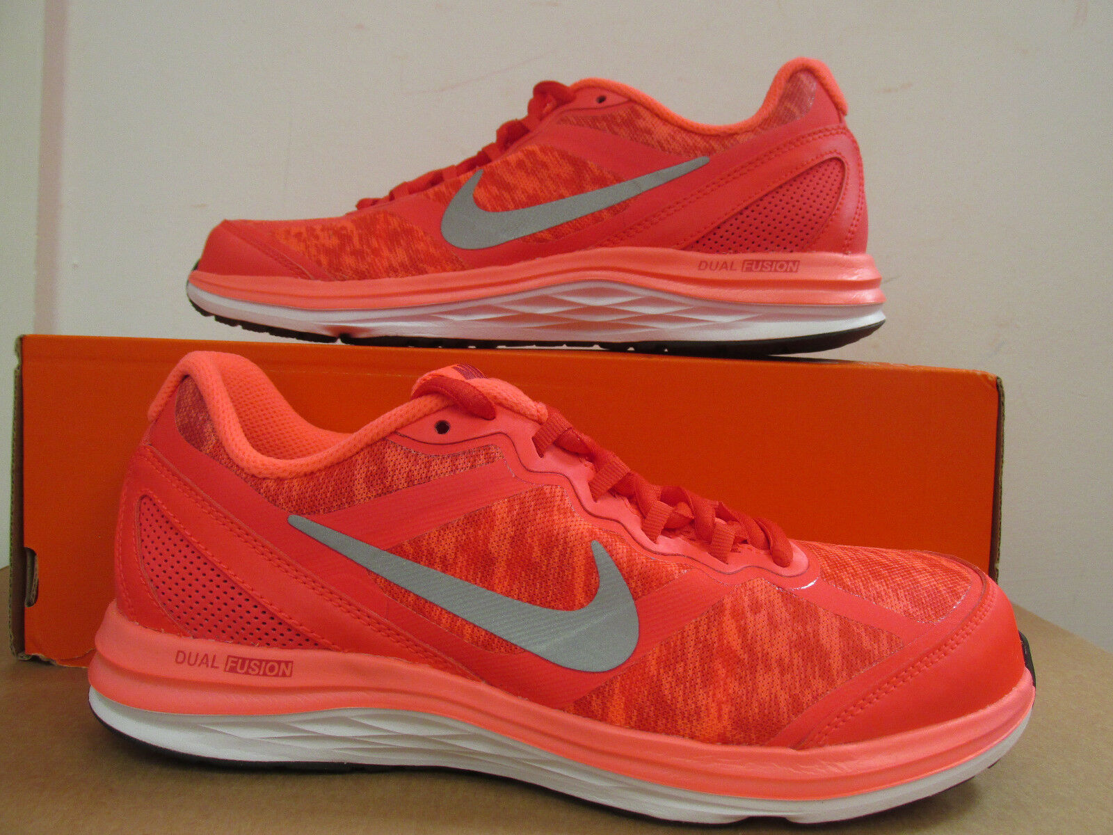 nike dual fusion run 3 flash Femme running trainers 685144 601 CLEARANCE