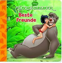 Disney-Dschungelbuch-Beste-Freunde-Pappbilderbuch-von-Buch-Zustand-gut