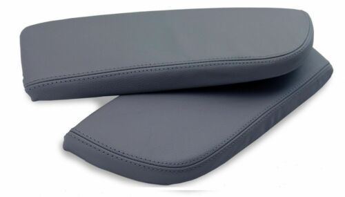 07-13 Acura MDX Comptaible Center Armrest Console Cover Vinyl Gray