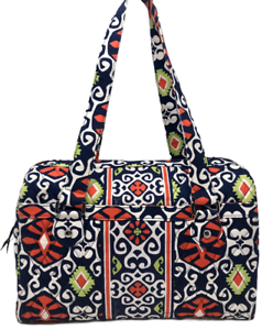Vera Bradley Caroline Shoulder Bag In