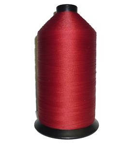 STRONG BONDED NYLON THREAD NM 7 TEX135 RED 2600 MTRS COL 2003 A/&E