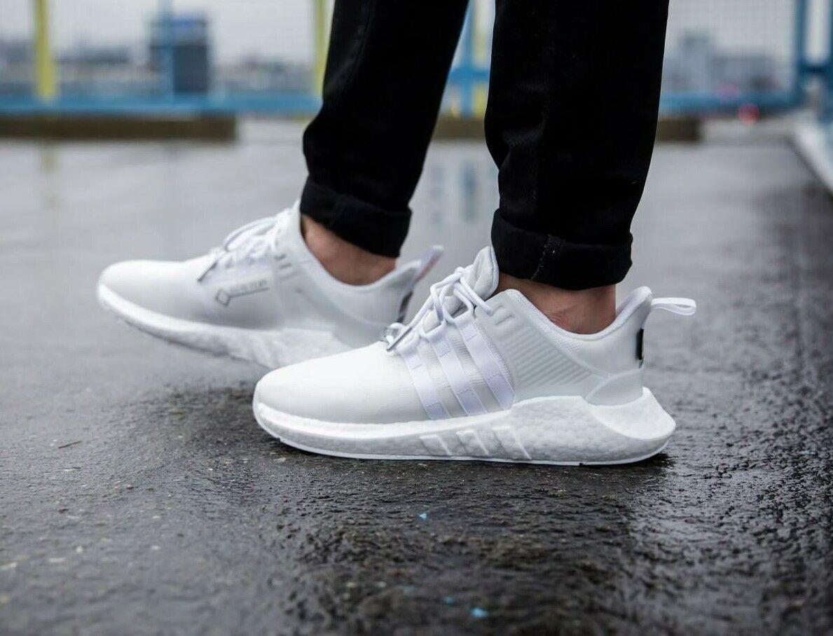 Adidas EQT Supporto 93  17 GTX  Goretex BOOST Triple Mens Trainers Dimensione UK 9  acquista online