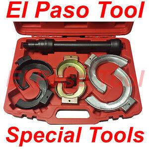 Mercedes bmw macpherson strut coil spring compressor tools for Red line motors el paso tx