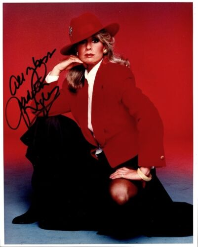 Fashionable JUDITH LIGHT Signed Photo Who's The Boss