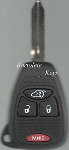 Replacement-Remote-Key-Fits-2005-Chrysler-300-Dodge-Magnum-Jeep-Grand-Cherokee