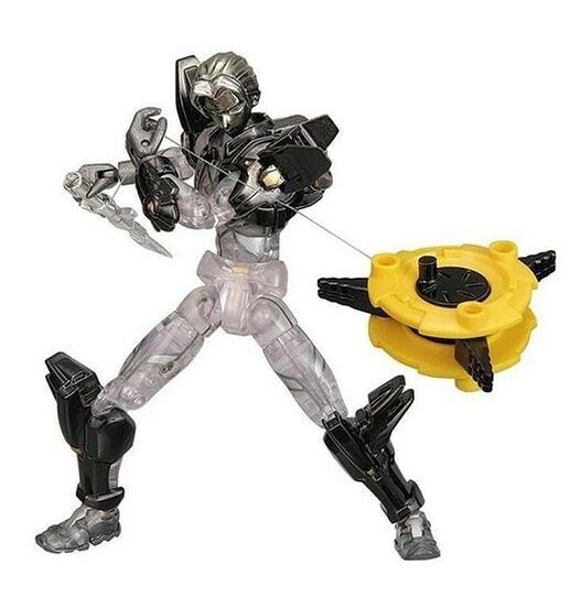 Takara Microman AF-12 Assassin Force Kyoushiro Action Figure