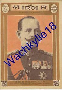 Le-miroir-77-14-09-1913-Roi-Constantin-XII-Grece-Manoel-Portugal-Irlande-Tzigane