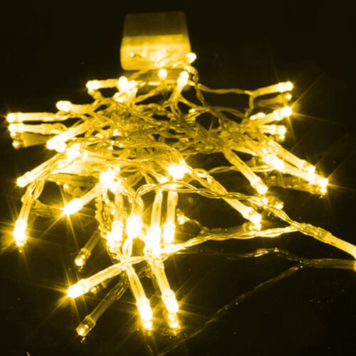 Battery Powered LED Operated Decor Wedding Party Decor String Fairy Lights