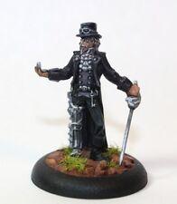 Evil Villian Reaper Miniatures Chronoscope Steampunk Time Traveller Caster Melee