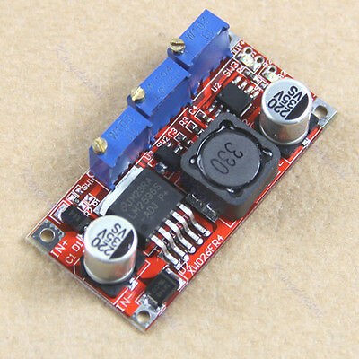 Step-down Adjustable CC/CV Power Supply Module 1PC LM2596 LED Driver DC-DC