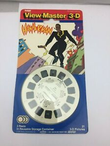 NEW-SEALED-3-reels-for-Tyco-ViewMaster-3D-Hammerman